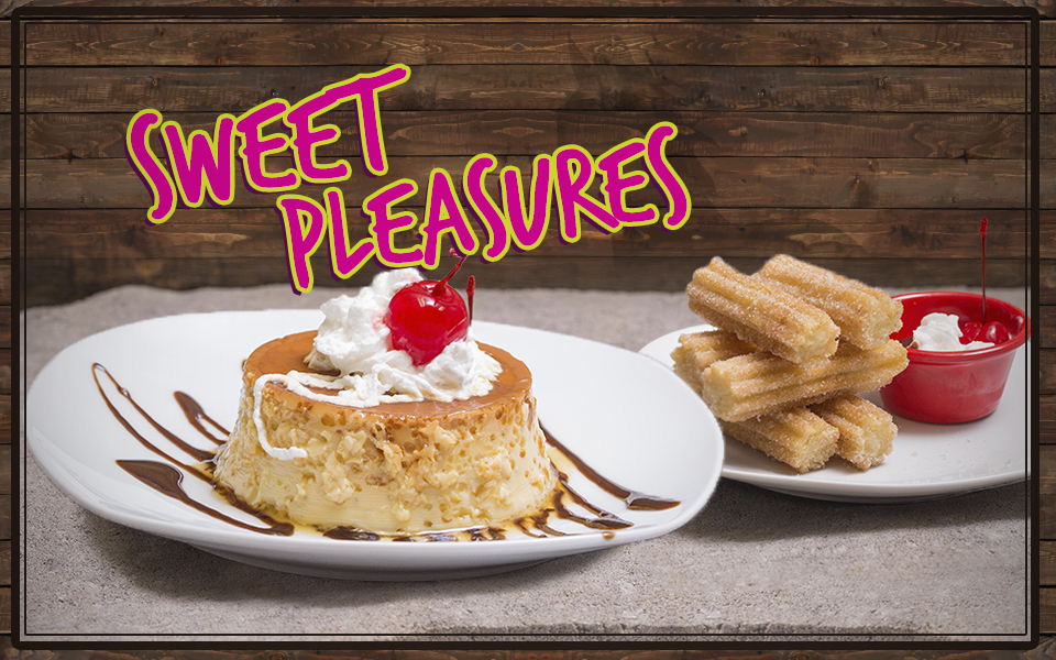 Sweet pleasures